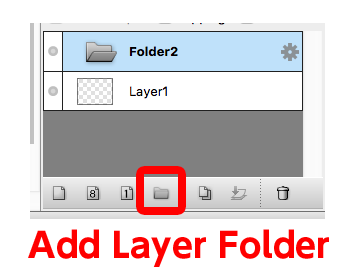 Diagram:Create Layer Folder